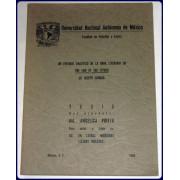 UN ENFOQUE ANALITICO DE LA OBRA LITERARIA EN THE END OF THE TETHER DE JOSEPH CONRAD.
