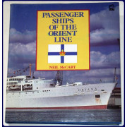 PASSENGER SHIPS OF THE ORIENT LINE.
