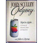 ODYSSEY. Pepsi to Apple... A Journey of Adventure, Ideas, and the Future.
