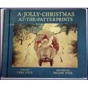 A JOLLY CHRISTMAS AT THE PATTERPRINTS.