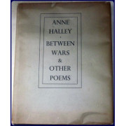 BETWEEN WARS AND OTHER POEMS.