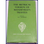 THE METRICAL VERSION OF MENDEVILLE'S TRAVELS.
