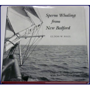 SPERM WHALING FROM NEW BEDFORD. Cifford W. Ashley's photographs of Bark Sunbeam in 1904.