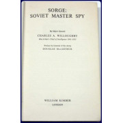 SORGE: SOVIET MASTER SPY