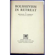 BOLSHEVISM IN RETREAT