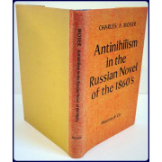 ANTINIHILISM IN THE RUSSIAN NOVEL OF THE 1860'S