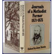 JOURNALS OF A METHODIST FARMER. 1871-1875