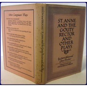 ST. ANNE AND THE GOUTY RECTOR AND OTHER PLAYS