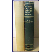 SHIPS OF THE ROYAL NAVY, VOLUMES 1 AND 2