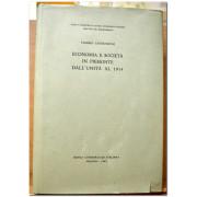 ECONOMIA E SOCIETA IN PIEMONTE DALL'UNITA AL 1914