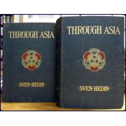 THROUGH ASIA  (TWO VOLUMES)