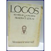 LOGOS, REVISTA DE LA FACULTAD DE FILOSOFIA Y LETRAS, No. 12
