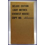 LIGHT METRES. Drawings by Edward Gorey