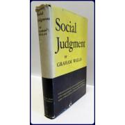 SOCIAL JUDGMENT