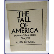 THE FALL OF AMERICA.  POEMS OF THESE STATES, 1965-1971. (The Pocket Poets Series No. 30)