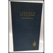 LINCOLN AND ANN RUTLEDGE, AND THE PIONEERS OF NEW SALEM