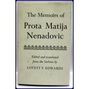 THE MEMOIRS OF PROTA MATIJA NENADOVIC