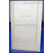 HISTORY OF THE REDMAN FARM