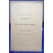 MEMOIR OF HON. JAMES MURRAY ROBBINS