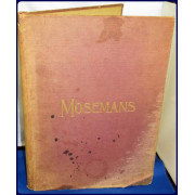 MOSEMAN'S ILLUSTRATED GUIDE FOR PURCHASERS OF HORSE FURNISHING GOODTABLE APPOINTMENTS. IMPORTED AND DOMESTIC