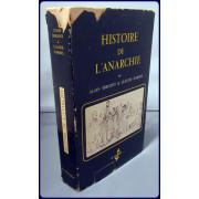 HISTOIRE DE L'ANARACHIE