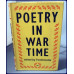 POETRY IN WARTIME. An Anthology
