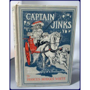 CAPTAIN JINKS. THE AUTOBIOGRAPHY OF A SHETLAND PONY