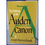 THE MAKING OF THE AUDEN CANON