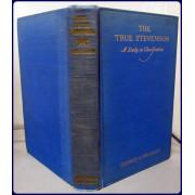 THE TRUE STEVENSON. A STUDY IN CLARIFICATION