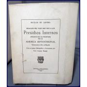 RELACION DEL VIAJE QUE HIZO A LOS PRESIDIOS INTERNOS SITUADOS EN LA FRONTERA DE LA AMERICA SEPTENTRIONAL PERTENECIENTE AL REY DE ESPANA
