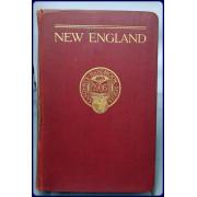A HANDBOOK OF NEW ENGLAND. An Annual Publication  (Sargent's Handbook Series)
