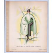 """Thayaht, Gazette du Bon Ton """"Une Cape, De Madeleine Vionnet"""""""