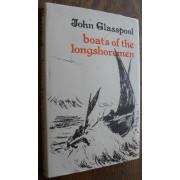 BOATS OF THE LONGSHOREMAN. Illus. By Jane Michaelis.