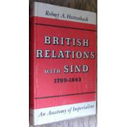 BRITISH RELATIONS WITH SIND, 1799-1843.