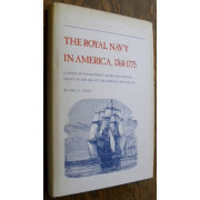 THE ROYAL NAVY IN AMERICA, 1760-1775.