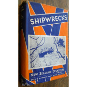 SHIPWRECKS. NEW ZEALAND DISASTERS, 1795-1936.