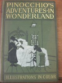 20583  pinocchios adventures in wonderland by collodi